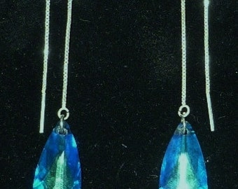 Bermuda Blue Earrings