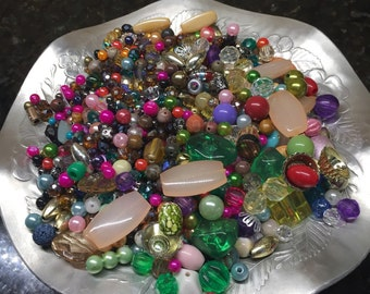 Mix lot of beads