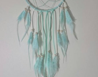 Mint dream catcher