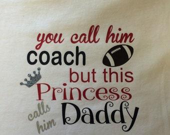 This Princess Calls Him Daddy