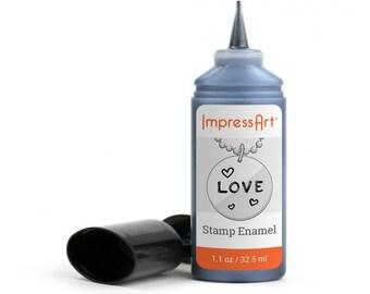 Stamp Enemal, Impressart - color molding area d.