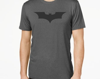Batman Workout Shirt (Quick Dry, Anti-odor)