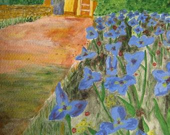 Flowers of Provence (Цветы Прованса)