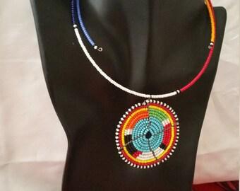Masai Choker Necklace