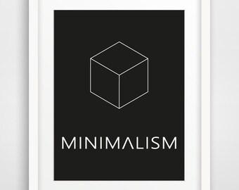 Minimalist Art, Minimalist Print, Art Print, Wall Art, Minimalist Decor, Minimalist Wall Art, Printable Art, Geometric Print, Geometric Art