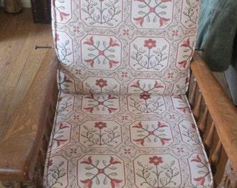 Antique-Victorian-William-Morris-recline-chair-restored-upholstery u0026 & Morris chair | Etsy islam-shia.org