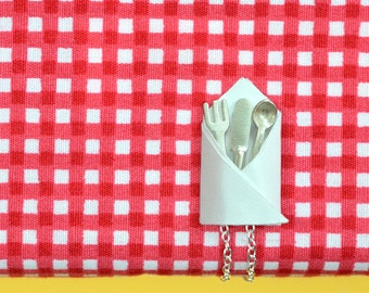 Skoowi Mini Cutlery Necklace