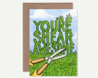 You're Shear Awesome