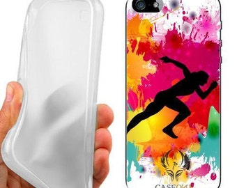 Running case cover for iphone 5 5s