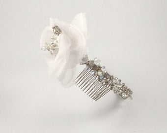 Romantic dreamer headpiece for brides and fairies