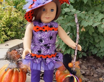 Bibbidy Bobbidy  18 inch doll outfit or American Girl doll Halloween costume