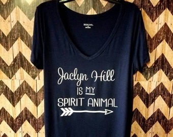 Jaclyn Hill tshirt, Jaclyn Hill is my Spirit Animal, Jaclyn Hill, Spirit Animal