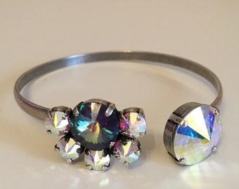 Unique Swarovski Crystal Bracelet