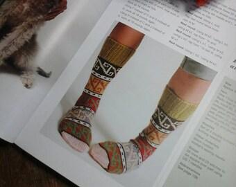 Sock knitting book~sock knitting~knitting book for socks~sock knitting patterns~legwarmers~knit socks book~socks~knitting~knitting patterns~