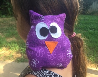 Owie Owl Hot/Cold Pack