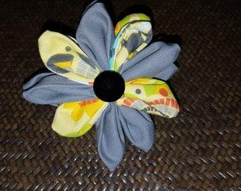 Dog collar flower