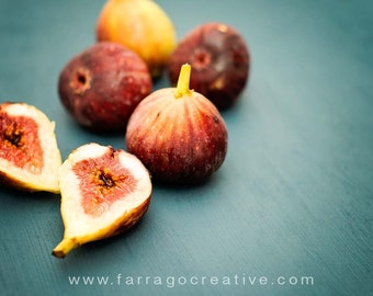 Fresh figs, ripe figs, cut figs, styled photo, stock photography, ingredients, foodies, fresh produce