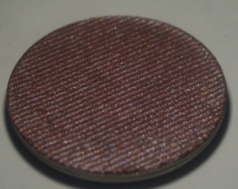 Last Chance *** Amora pressed pigment cool toned mauve/bronze for deep skin tones