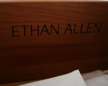 Ethan Allen bedside night tables