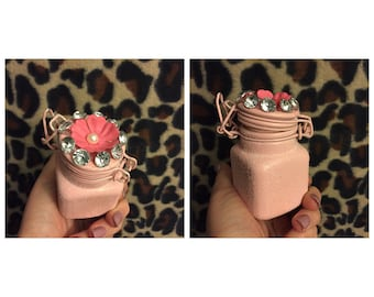 Princess Stash Jar