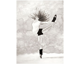 Dancer 5 - Limited edition print