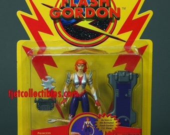 Princess Thundar Flash Gordon Action Figure MOC Animated TV Show Playmates 1996