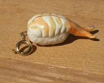 Shrimp Nigiri Sushi Pendant