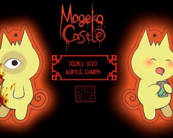 Mogeko Castle Acrylic Charm