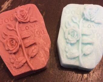 God Loves You Bar Soap