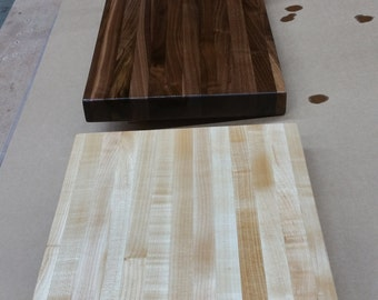 Maple Edge Grain Cutting Board 14 x 10 x 1.5
