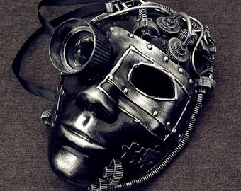 unique full face mask related items etsy