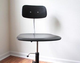 Danish Modern Kevi desk Chair