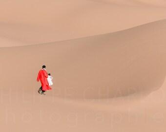 Libyan Sahara photo 1990