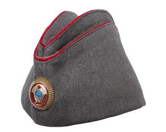 Soviet Police Officer Hat Pilotka / Russian MVD cap