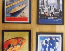 Fridge Magnets.Travel. Australia,Cunard,New York,Lewis & Clark