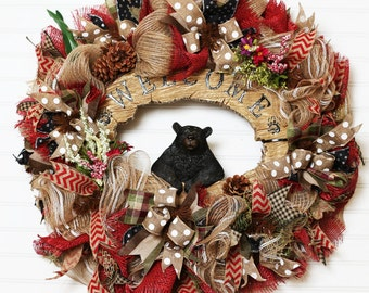 Wreath for your cabin