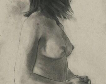 Life Drawing - June 2012