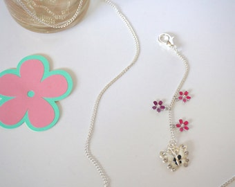 Butterfly Kisses (White)