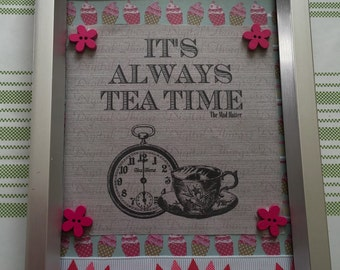 Its always teatime picture 7x5
