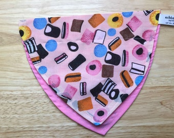 Double Bandana - Pink Allsorts - Slip Over