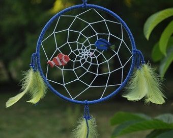 Finding Dory-inspired Dreamcatcher