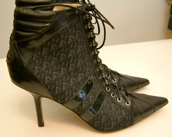Ankle boots by DIOR Gr. 37.5