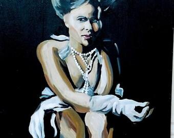 Acrylic on Canvas - Original Paintings