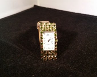 Womens watches with Swarovski Crystals