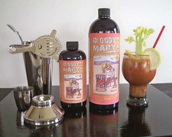 BLOODY MARY MIKE'S Mix *16oz* Make 1/2 Gallon