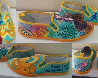 Ocean Shoes- Women's