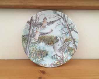 "Grande Copenhagen ""Kom Med Os - Come With Us"" Collectible Plate from ""Ugly Duckling"" Series"