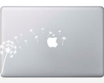 Dandelion Fluff Decal