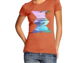 Women's Neon Summer T-Shirt