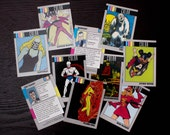 Four Color Comics History trading cards Pack 1